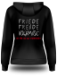 "Preview: Sweatjacke ""Friede Freude Volxmusic"""